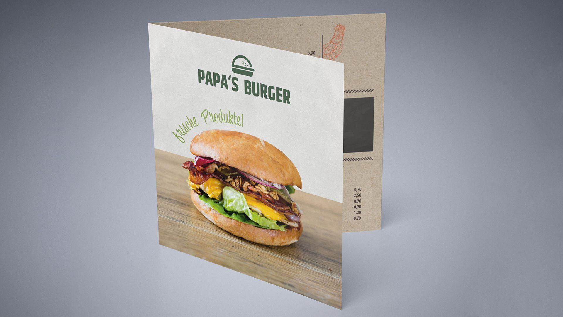 Papa's Burger Darmstadt
