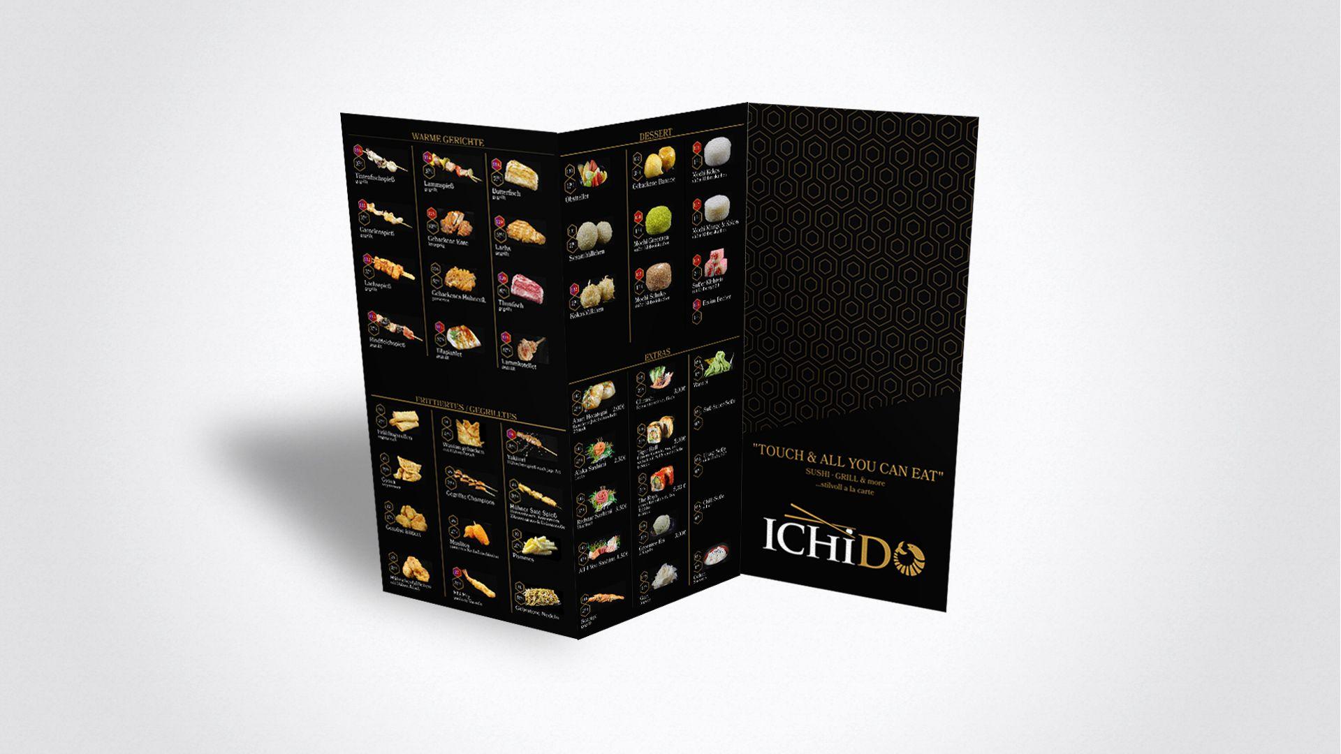 Ichido Restaurant – Sushi – Grill & more - Darmstadt