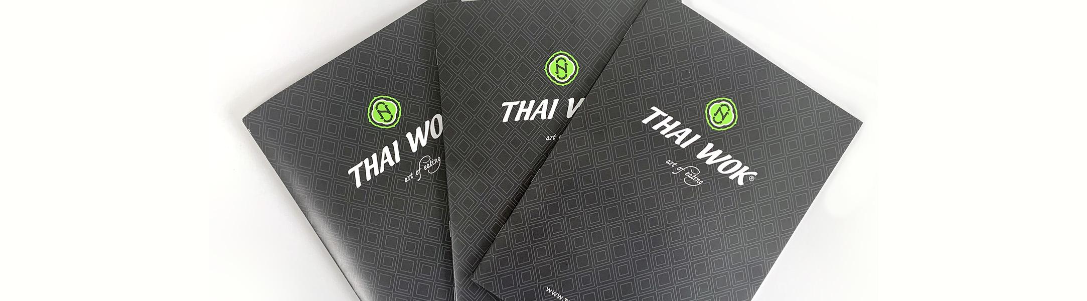 Thai Wok Speisekarte