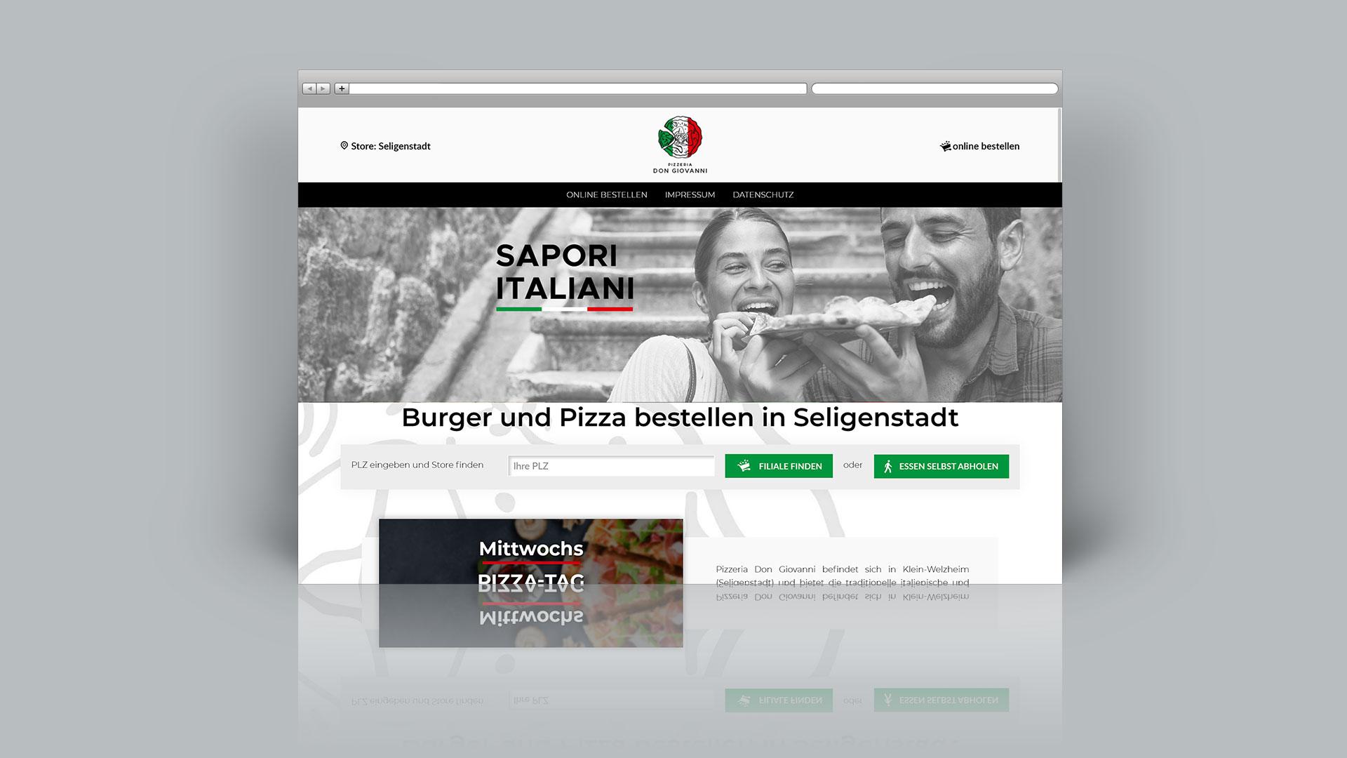 Pizzeria Don Giovanni Seligenstadt