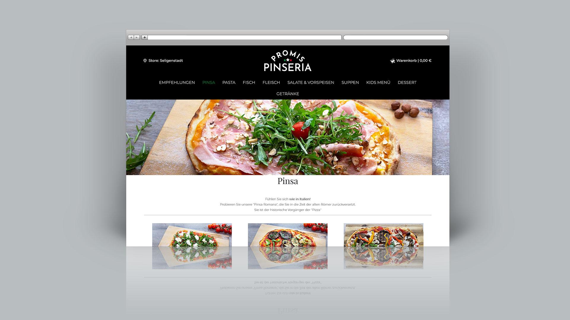 Promis Pinseria